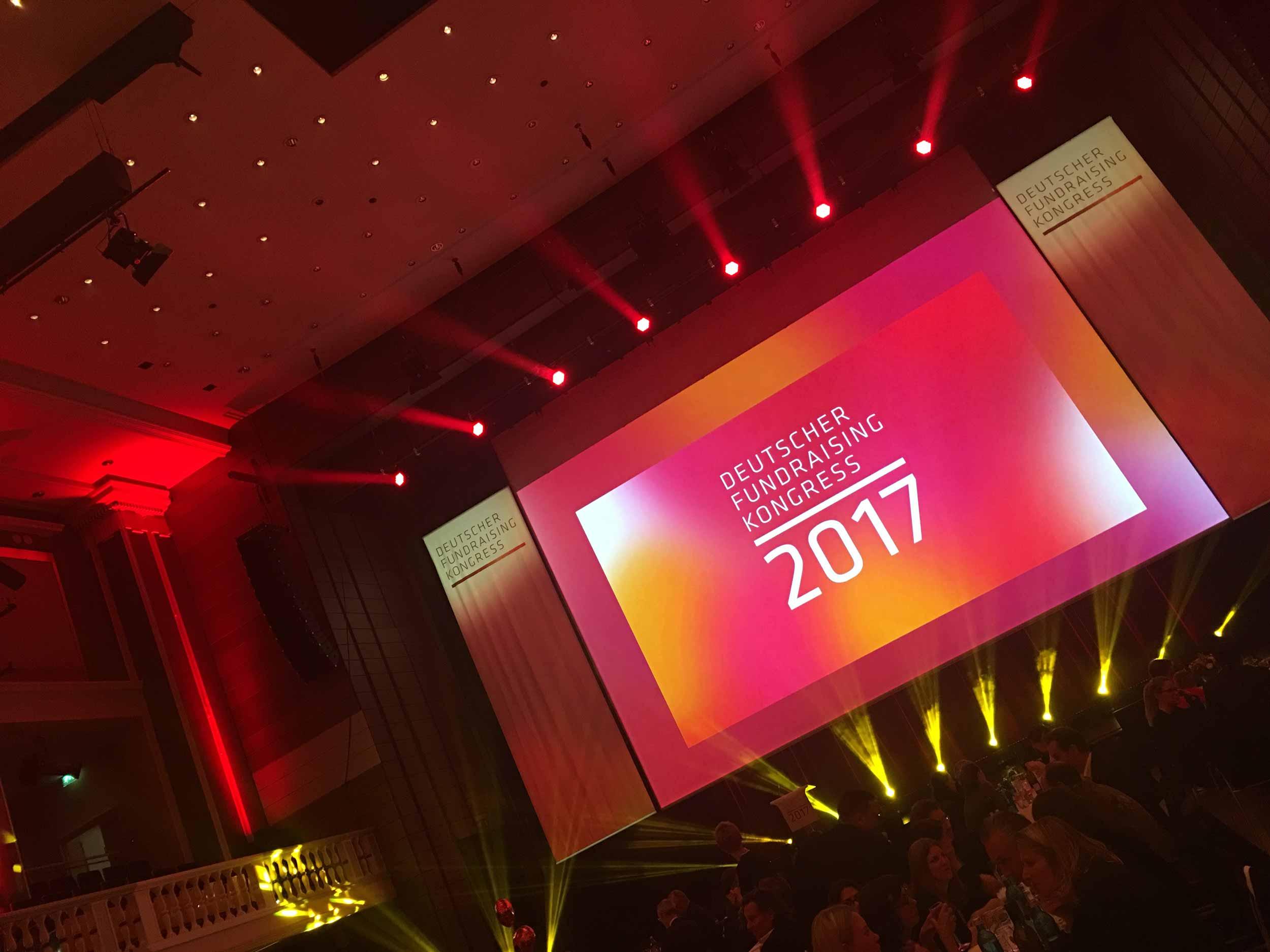 Deutscher Fundraising Kongress 2017