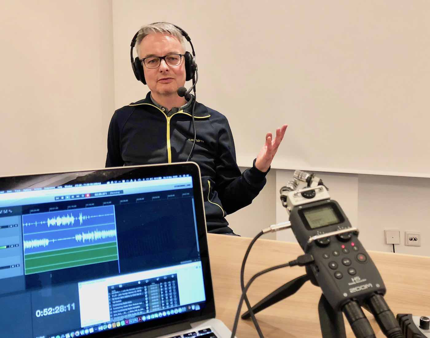 Malte Schumacher im Fundraising Radio Interview