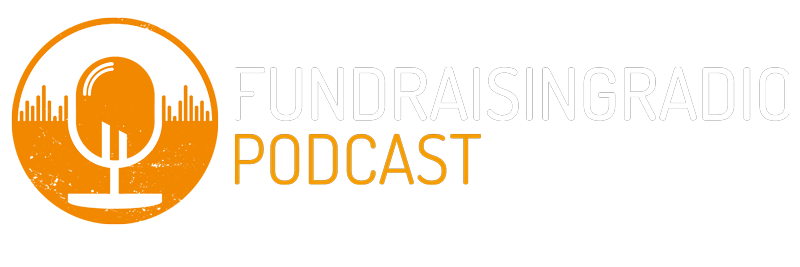 Fundraising Radio Podcast Logo