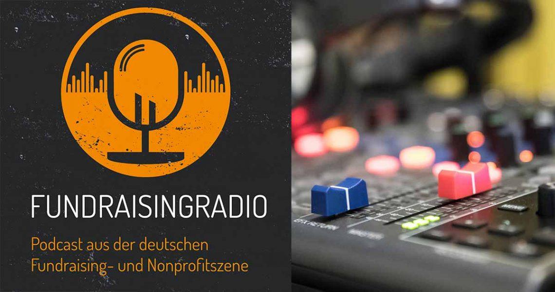 Fundraising Radio Facebook