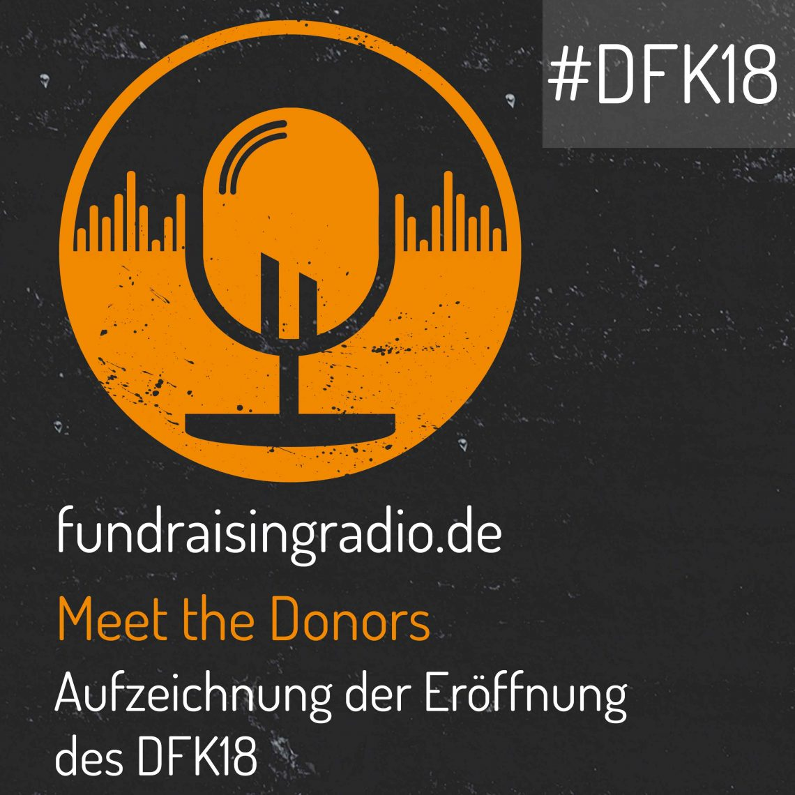 Meet the Donors - DFK18