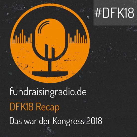 Recap vom Deutschen Fundraising Kongress 2018