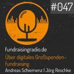 FRR047: Digitales Großspenden-Fundraising