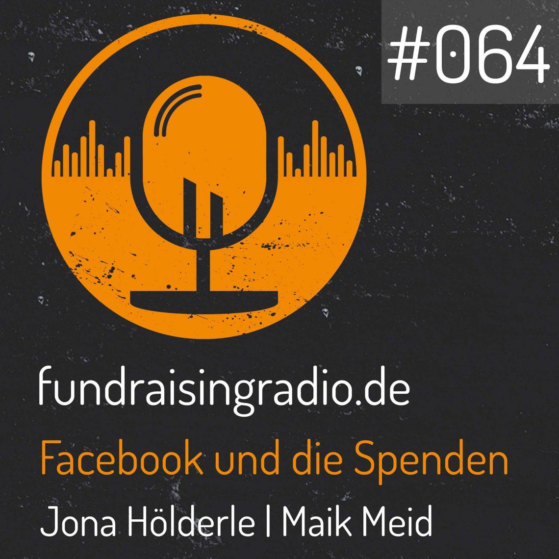 FRR064: Facebook und die Spenden