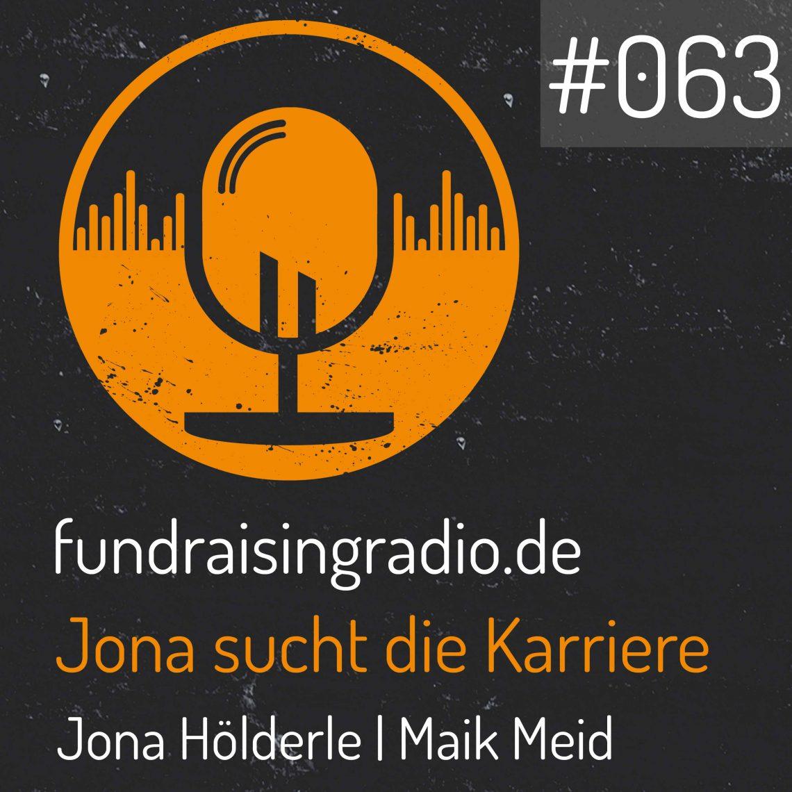 FRR063: Jona sucht die Karriere