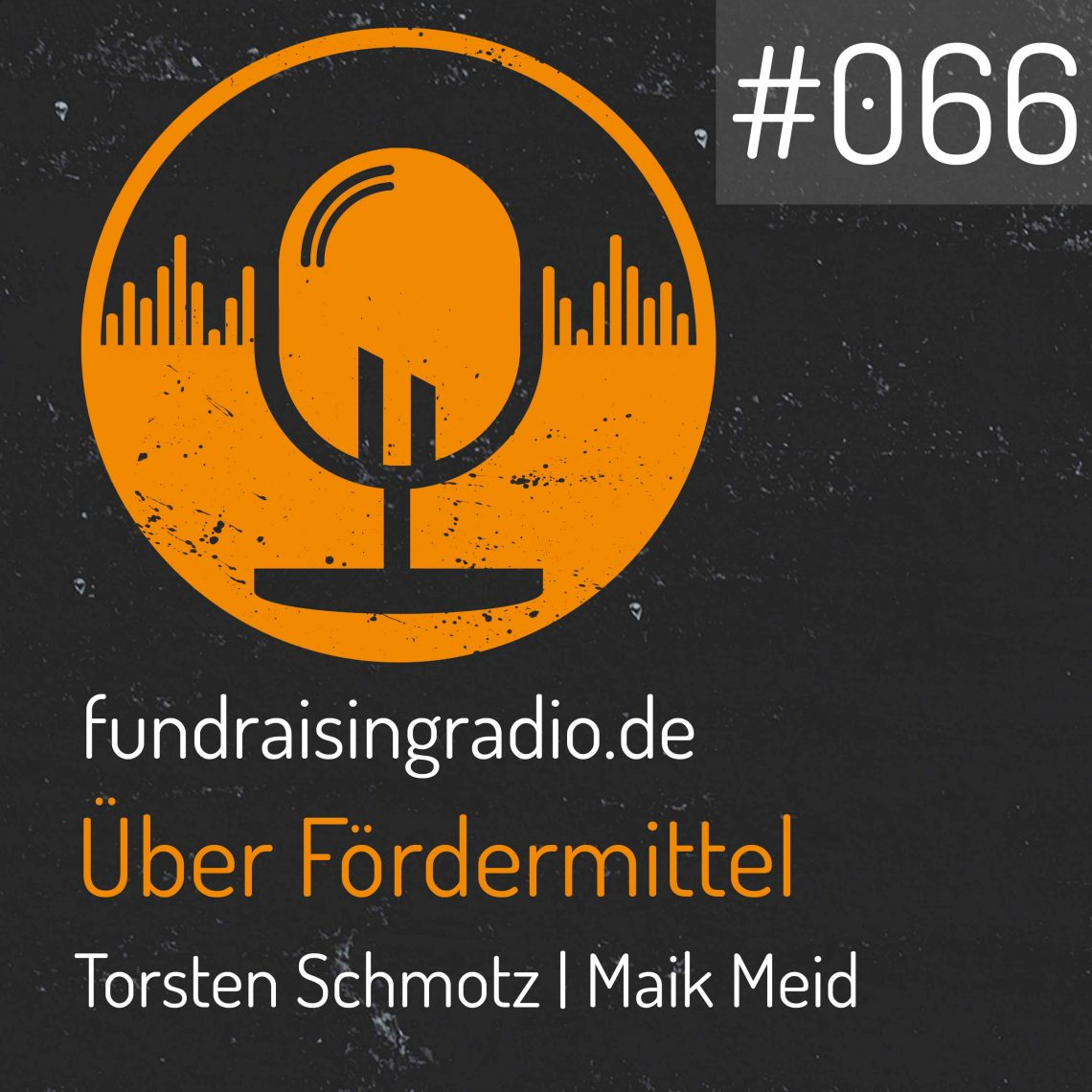 FRR066: Über Fördermittel im Fundraising