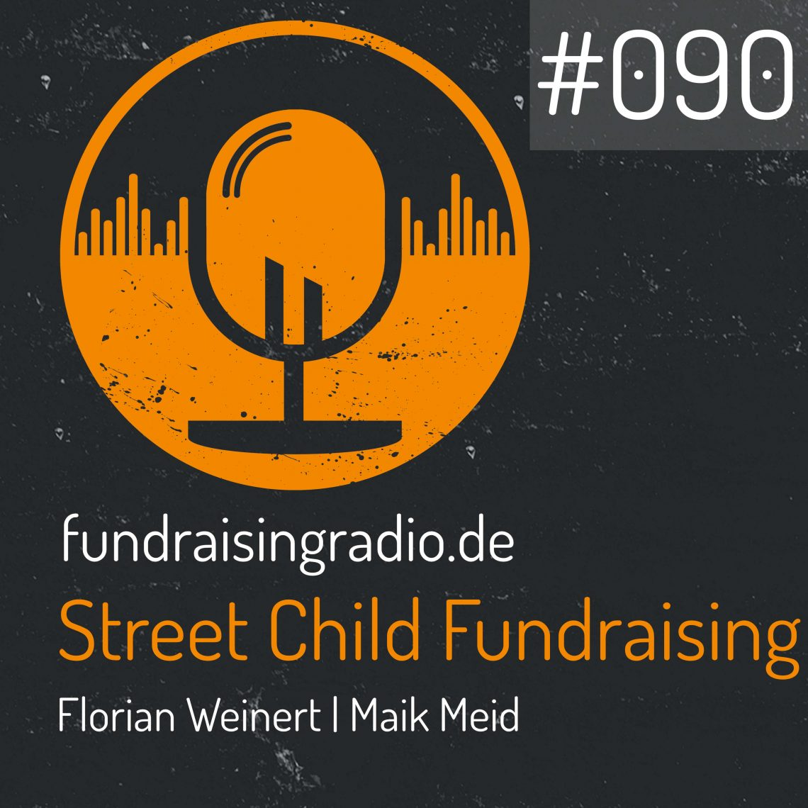 Fundraising Radio Cover Folge 090 Street Child