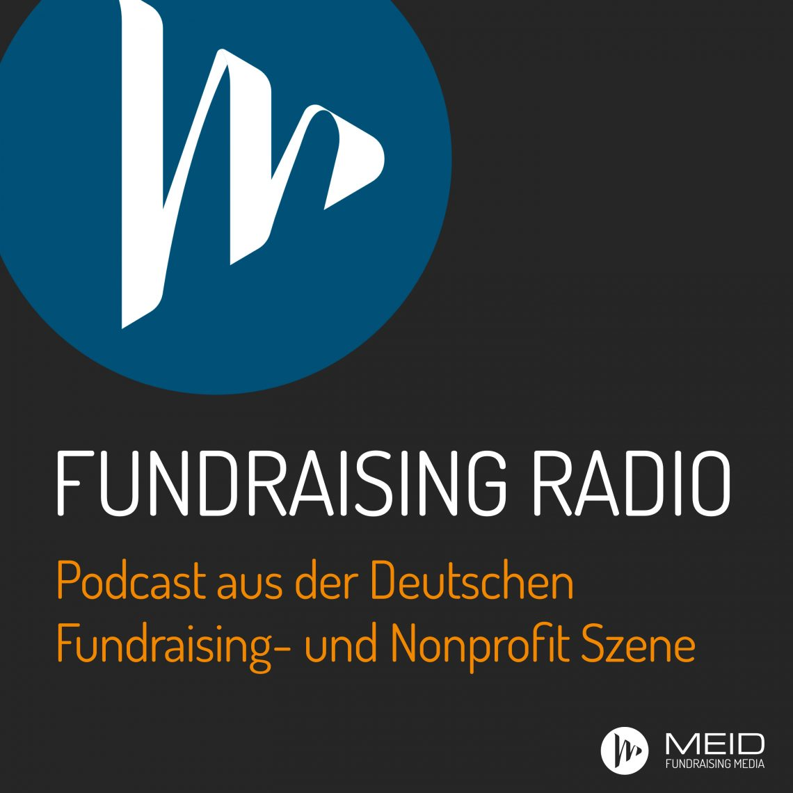 Fundraising Radio Logo