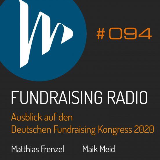 Fundraising Radio Folge 94